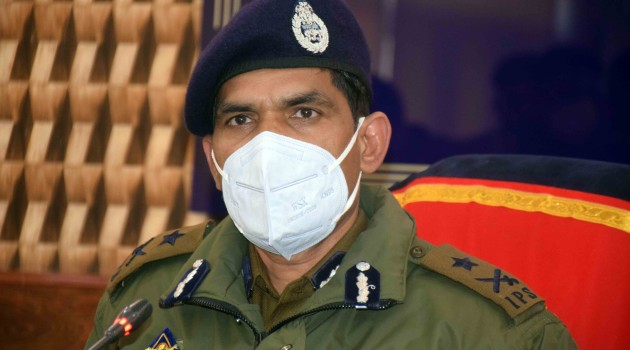 Anantnag Incident: Non-Local suffered head injury due to sharp object, rules out any militant related angle in this incident: IGP Kashmir
