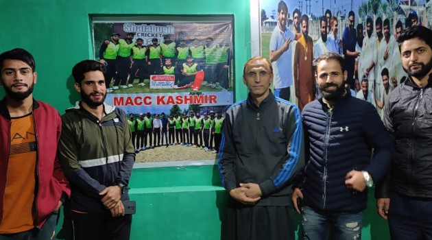 Mehboob Ul Alam Cricket Club Inaugurated it's Office