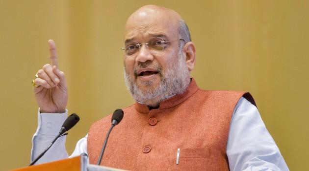 Amit Shah to visit Kashmir amidst heightened militant activity,UT on high alert